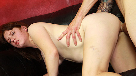 Emma Love Gets Bent Over and Nailed Doggystyle
